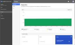 Google Merchant Diagnostics