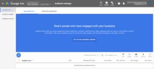 Google Ads Set Up An Audience Source