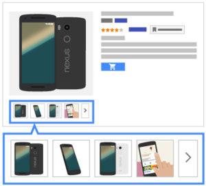 Google Shopping Additional Images
