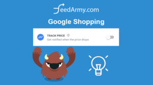Google Shopping Track Price