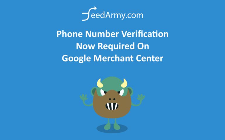 Phone Number Verification Now Required On Google Merchant Center