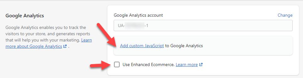 Add Additional Script Shopify