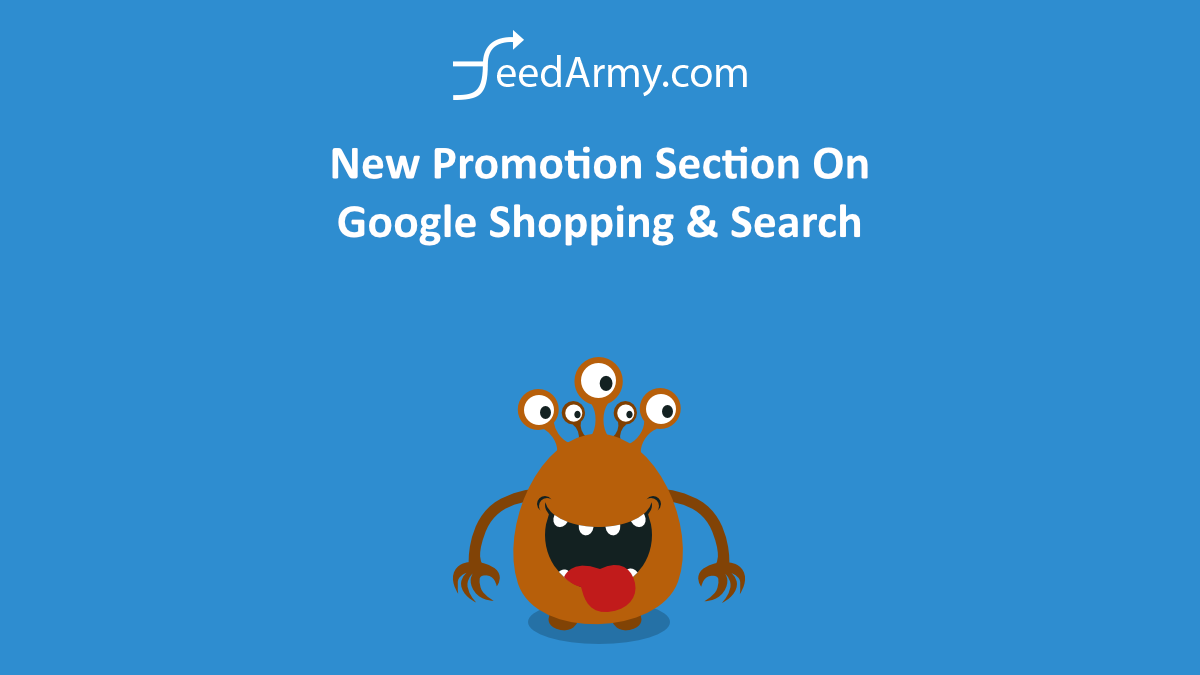 New Promotion Section On Google Shopping & Search