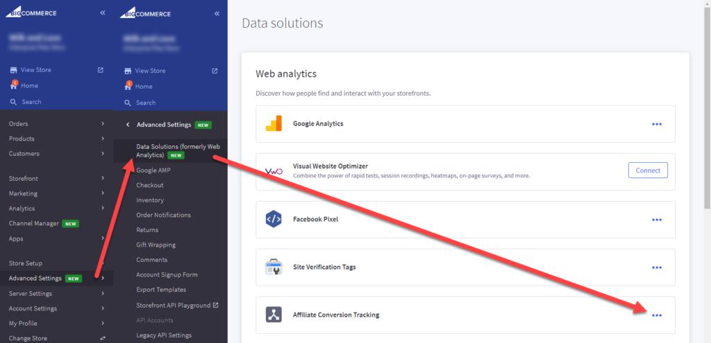 BigCommerce Data Solutions